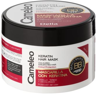 Delia Cosmetics Cameleo BB Keratin Mask For Coloured Or Streaked Hair
