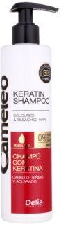 Delia Cosmetics Cameleo BB Keratin Shampoo For Coloured Or Streaked Hair