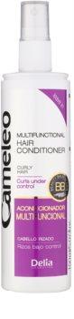 Delia Cosmetics Cameleo BB multifunkční kondicionér ve spreji pro vlnité vlasy