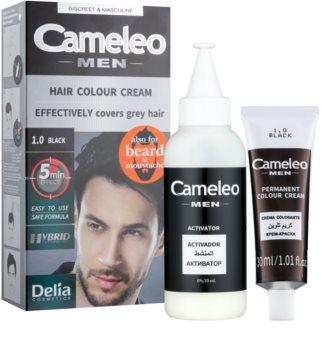 Delia Cosmetics Cameleo Men coloração de cabelo