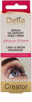 Delia Cosmetics Creator Growth Serum for Eyelashes and Eyebrows