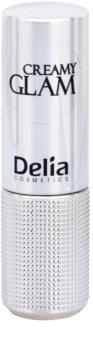 Delia Cosmetics Creamy Glam кремова помада