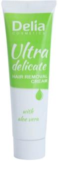 Delia Cosmetics Depilation Ultra-Delicate depilační krém na nohy