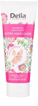 Delia Cosmetics Extra Hand Care Cremă netezire pentru mâini cu D-Panthenol