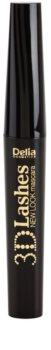 Delia Cosmetics New Look 3D Lashes об'ємна туш для вій