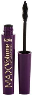 Delia Cosmetics New Look maskara za volumen in ločevanje trepalnic