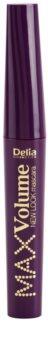Delia Cosmetics New Look mascara cils volumisés et séparés