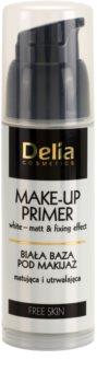 Delia Cosmetics Free Skin Baza de machiaj pentru un aspect mat de piele