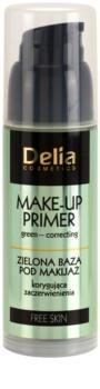 Delia Cosmetics Free Skin podkladová báza proti začervenaniu