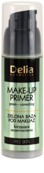 Delia Cosmetics Free Skin podkladová báze proti zarudnutí