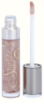 Delia Cosmetics Starlike lipgloss lesk na pery s trblietkami
