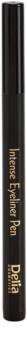 Delia Cosmetics Intense Liquid Eyeliner In Application Pen