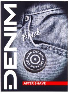 Denim Black borotválkozás utáni arcvíz férfiaknak 100 ml