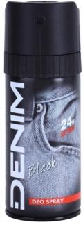 Denim Black deospray pentru barbati 150 ml