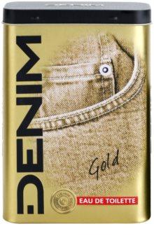 Denim Gold eau de toilette pentru barbati 100 ml