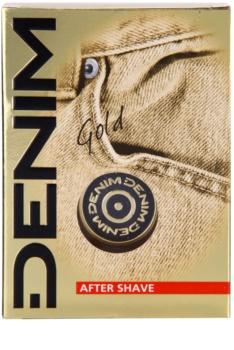 Denim Gold lozione after shave per uomo 100 ml