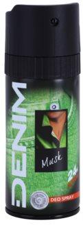 Denim Musk deodorant Spray para homens 150 ml