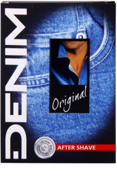 Denim Original after shave pentru barbati 100 ml