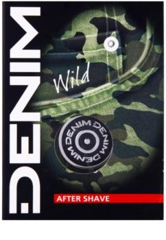 Denim Wild voda po holení pre mužov 100 ml