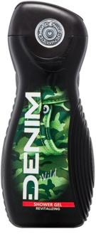 Denim Wild gel de ducha para hombre 250 ml