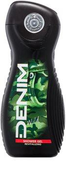 Denim Wild sprchový gel pro muže 250 ml