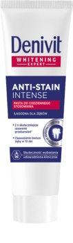 Denivit Anti Stain intensive bleichende Zahnpasta