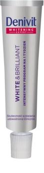 Denivit White & Brilliant dentifrice blancheur intense