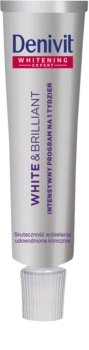 Denivit White & Brilliant dentifrice blancheur intense
