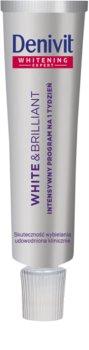 Denivit White & Brilliant intensive bleichende Zahnpasta