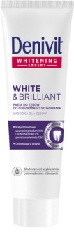 Denivit White & Brilliant dentifrice blanchissant