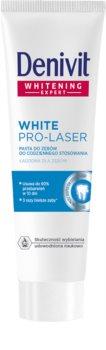 Denivit Pro Laser White intensive bleichende Zahnpasta