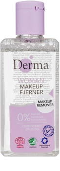 Derma Woman Cleanser for Face and Eyes