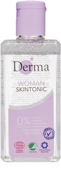 Derma Woman lotion tonique visage