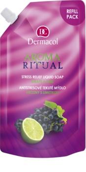 Dermacol Aroma Ritual antistressz folyékony szappan