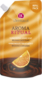 Dermacol Aroma Ritual гармонізуюче рідке мило