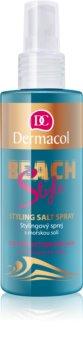 Dermacol Beach Style стилизиращ защитен спрей за коса  с морски соли