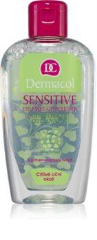 Dermacol Sensitive odstranjevalec ličil za občutljive oči
