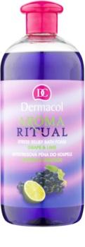 Dermacol Aroma Ritual antistresová pěna do koupele