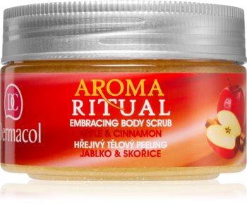 Dermacol Aroma Ritual piling za tijelo sa zagrijavajućim efektom