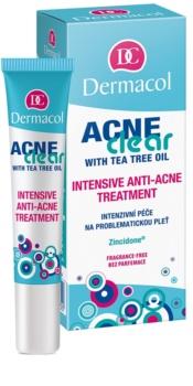 Dermacol Acneclear soin intense pour peaux à problèmes