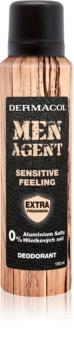 Dermacol Men Agent Sensitive Feeling déodorant en spray