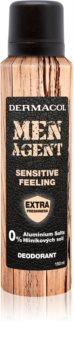 Dermacol Men Agent Sensitive Feeling desodorizante em spray