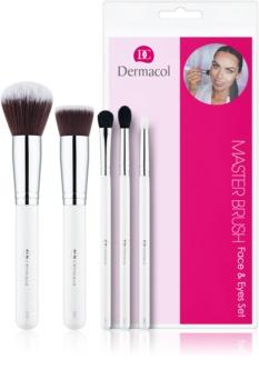 Dermacol Master Brush by PetraLovelyHair set čopičev