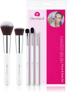 Dermacol Master Brush by PetraLovelyHair set perii machiaj