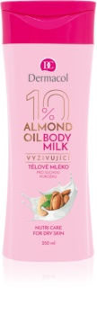 Dermacol Body Care Almond Oil Voedende Body Milk  voor Droge Huid