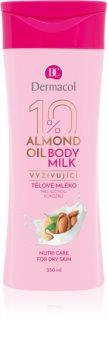 Dermacol Body Care Almond Oil поживне молочко для тіла для сухої шкіри