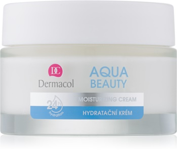 Dermacol Aqua Beauty Moisturising Cream for All Skin Types
