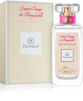 Dermacol Sweet Orange & Honeysuckle Eau de Parfum voor Vrouwen  50 ml