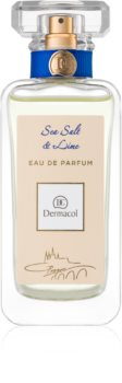 Dermacol Sea Salt & Lime parfémovaná voda unisex 50 ml