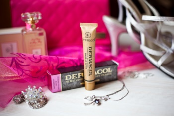 Dermacol Cover extrémen fedő make-up SPF 30